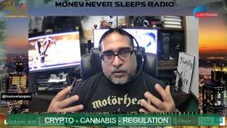 Money Never Sleeps Radio with Louis Velazquez, Feb 19, 2021