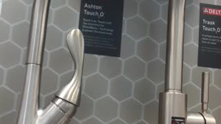 Love these touch kitchen faucets