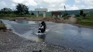 Baguio River Crossing