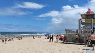 Surfers Paradise - New Year's Day 2021