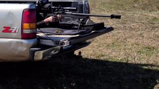Test firing AR-50!