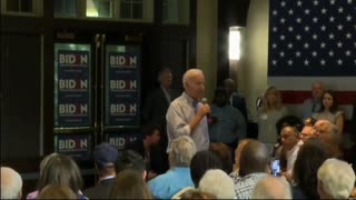 Biden says Japanese 'xenophobia' keeps the women in work force