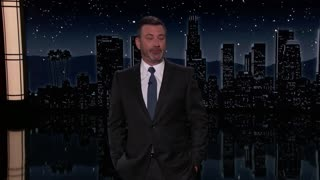 Jimmy Kimmel mocks the unvaccinated