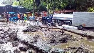 Emergencias por lluvias en San Gil