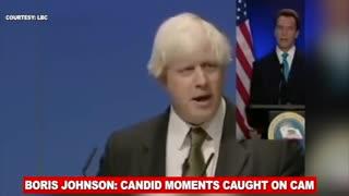 Boris Johnson and funny