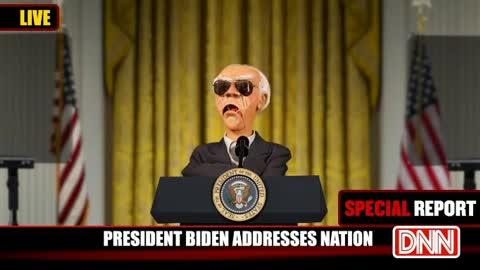Bumbling Biden—Dunham Style