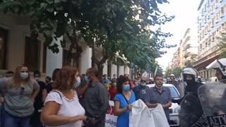 Υπουργείο Υγείας διαμαρτυρία ΠΟΕΔΗΝ