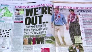 UK's Harry and Meghan make final split with royals