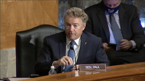 """""""FISA Warrants Should Not Be Used On Americans"""" Dr. Paul Gives Remarks at HSGAC Hearing"""
