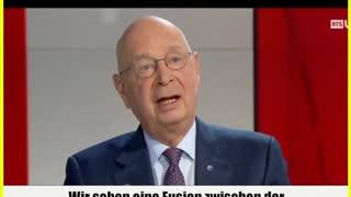 Klaus Schwab über Chip Implantate