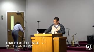 Come Back To Life, Sermon By Pastor Anthony