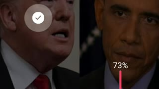 Less trump them Obama that's sad