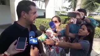 Director del DADIS entrega detalles sobre salud de Jota Mario Valencia