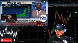 Stock Talk Wall Street Freaking Out Short Squeeze Game Stop
