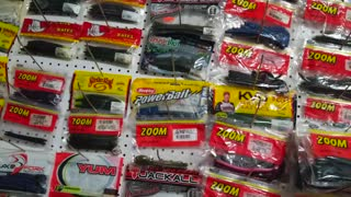 Bass Fishing and Supplies