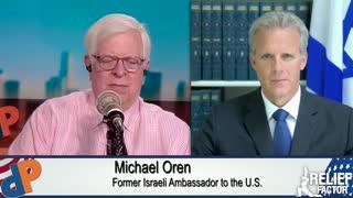 Former Israeli Ambassador to U.S. on the Hamas Rocket Attacks