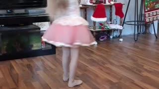 McKenzie dancing