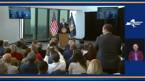 NY Gov. Cuomo says all state's COVID-19 mandates are lifted, effective immediately