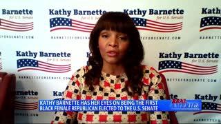 Real America - Dan W/ Kathy Barnette