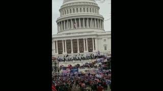 Patriot's BREACH the Capitol Washington DC Save America March