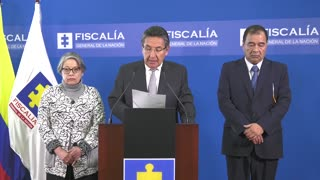 Fiscal General Néstor Humberto Martínez renunció al cargo