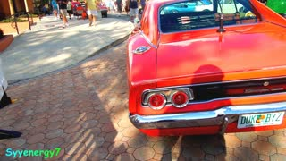 1968 Charger,General Lee, Florida Car Show