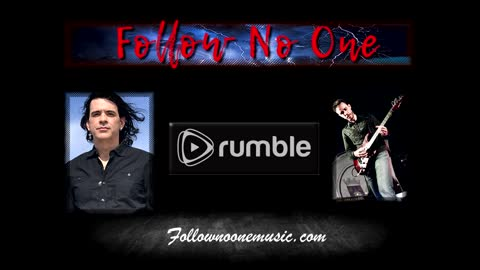 Follow No One: Reflection from the EP 5 - Award-Winning Hard Rock Music
