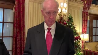 Lt General Thomas McInerney January 8, 2021 at White House