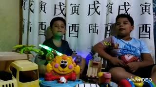 Regalatón de juguetes en Bucaramanga.