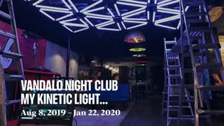 Vandalo night club in wynwood Florida