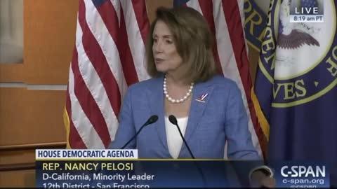 Pelosi: 'Wrap Smear Tactic'