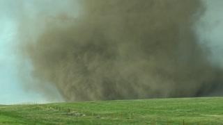 Massive Tornado in Wyoming
