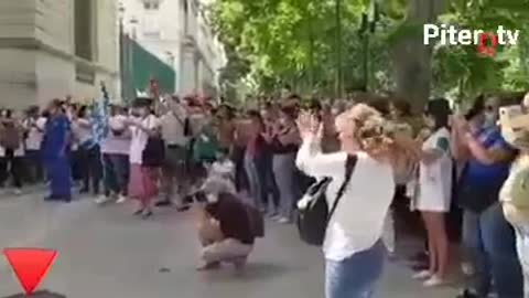 This is what they fear most. France 7/18/21