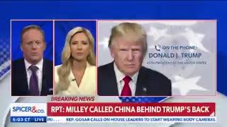 "Donald Trump Reacts To Bombshell Gen. Milley Report: ""It's Treason, If True"""