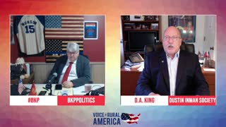 D.A. King joins the #BKP Politics Show to discuss immigration and border problems