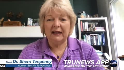 Dr Tenpenny Waiting verification 200000 deaths due to jab