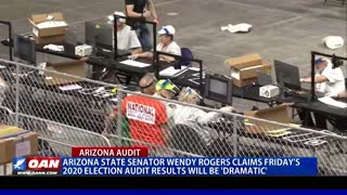 Ariz. state Sen. Wendy Rogers claims 2020 election audit results will be 'dramatic'