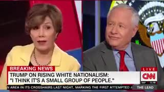 CNN accuses Trump of being white nationalist