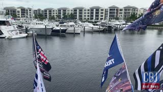 Boat Parade...ROCKED from Jupiter to Palm Beach..