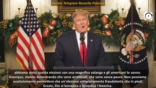 🔴 Grande discorso del Presidente Donald Trump