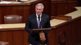 Rep. Kevin McCarthy on Biden and Afghanistan