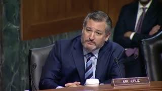 Ted Cruz Absolutely Grills Biden Court Nominee!