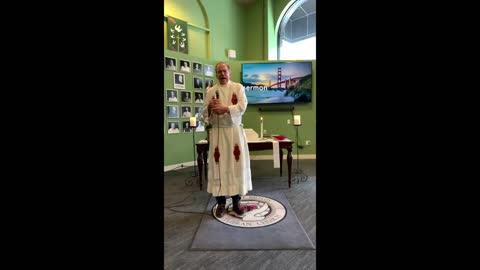 Saint Paulus Lutheran Church - Sunday Service - Fourth Sunday of Easter - 25 April 2021