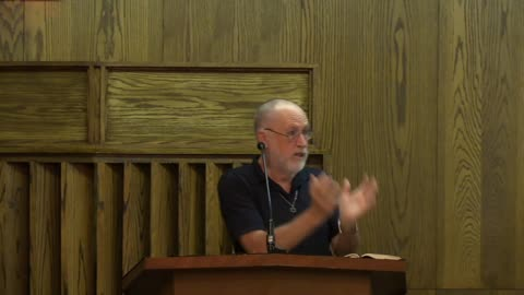 2021-08-15 - And We Shall Rule On Earth - (Revelation 5) - Larry Mitchell