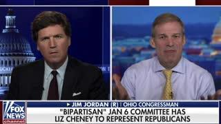 Rep. Jim Jordan on Tucker Carlson Tonight 7.21.2021