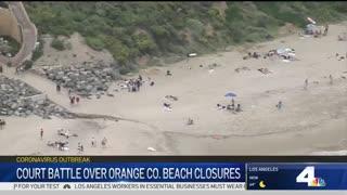 Huntington Beach officials strike back