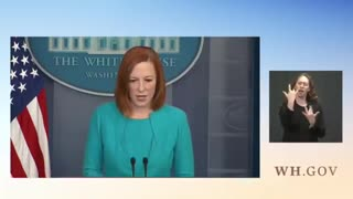 Press Sec REFUSES To Say If Biden Thinks Cuomo Should Resign...!!!