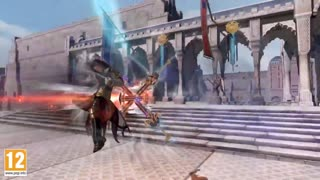 Dissidia Final Fantasy NT Official Vayne Carudas Solidor Trailer
