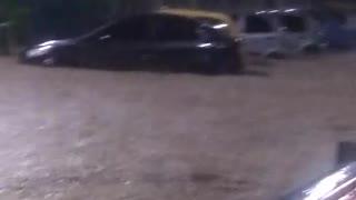 lluvias en girón
