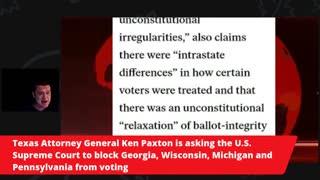 Supreme Court rejects PA GOP attempt to block certification of Joe Biden's win in Pennsylvania